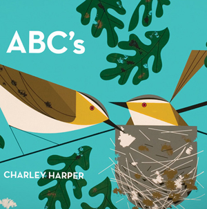 Charley-harper-abc-board-book